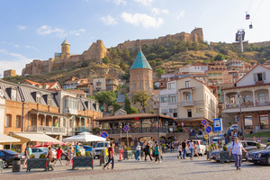 Tagestour in Tbilisi